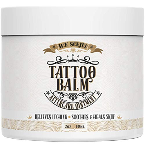 Bravao Labs Premium Tattoo Aftercare Healing Balm Ointment