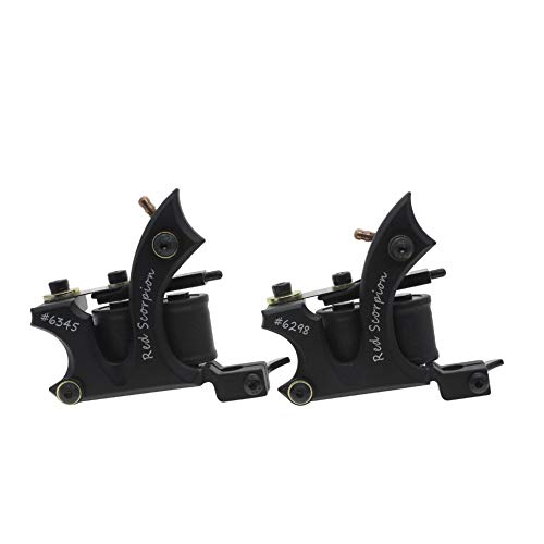 RedScorpion Coil Tattoo Machine with Alloy Frame