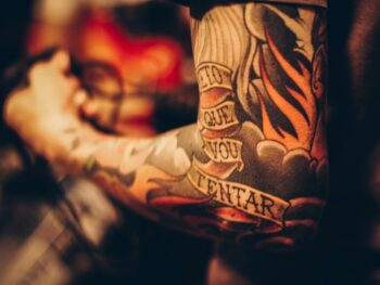 Can you drink after getting a tattoo?